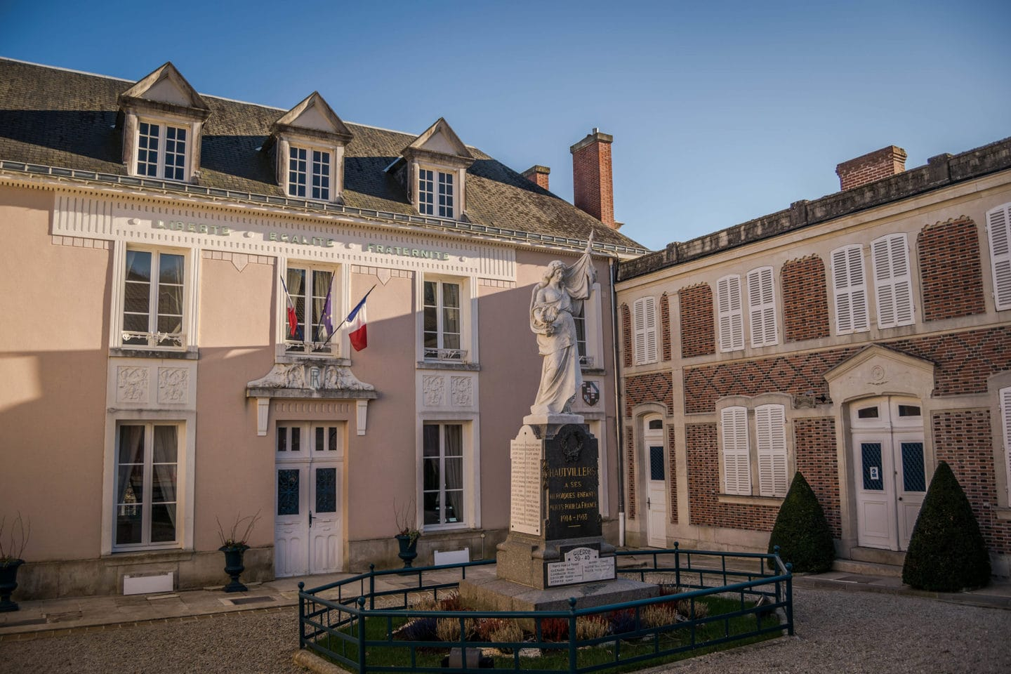 Hautvillers Visit Epernay and area in a Day