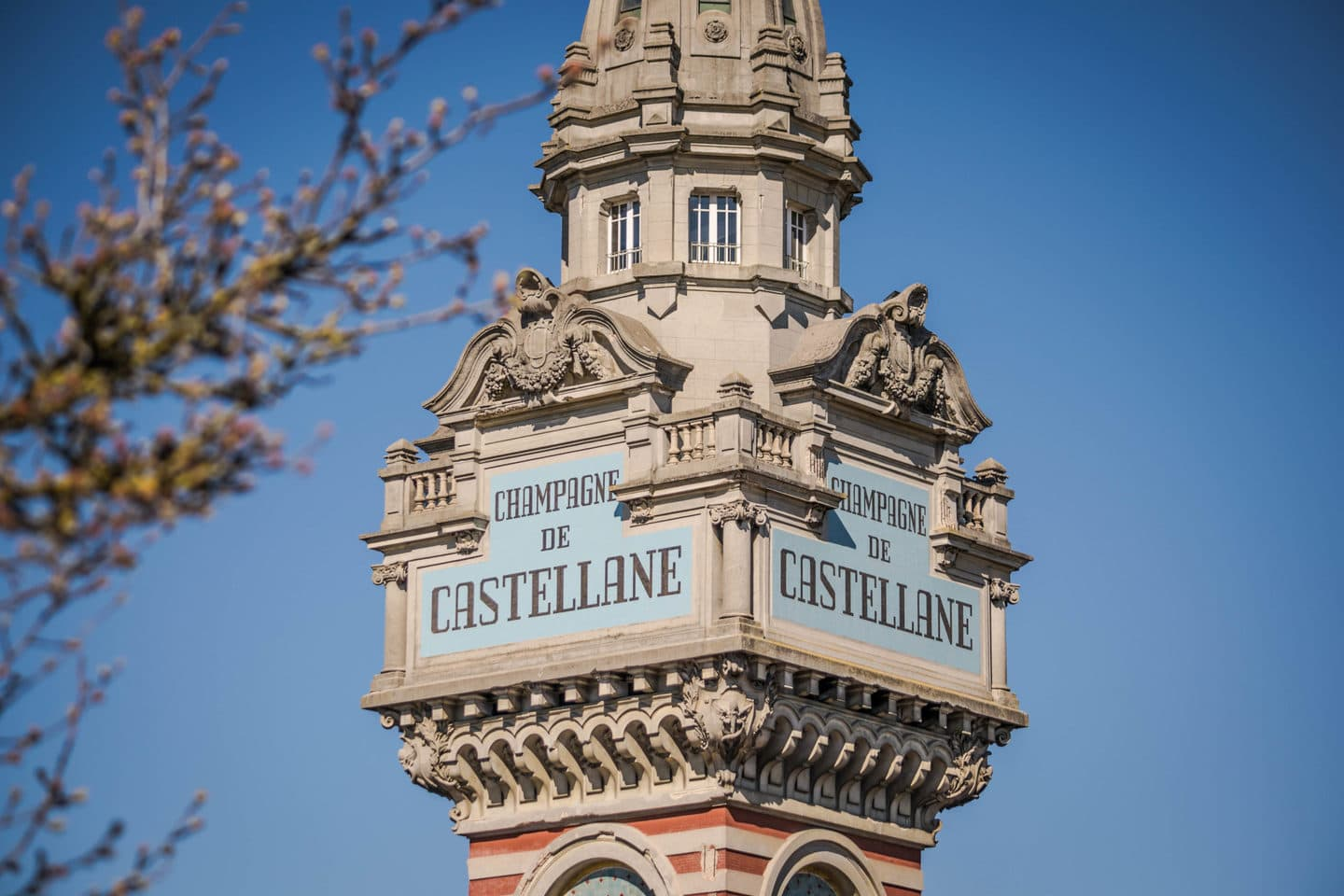 Visit the Maison de Castellane One of the most beautiful cellars in Epernay